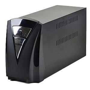 Ups Senoidal 1500 2BS/2BA Universal Biv Auto 8T Saída 115V e 220V USB Intelig.  Exp