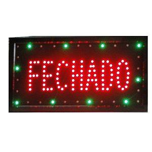 Letreiro Luminoso de LED Fechado - LK G2548