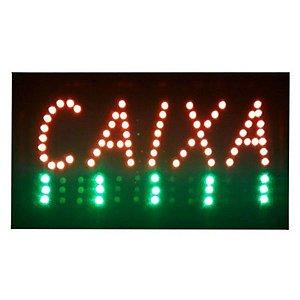 Letreiro Luminoso de LED Caixa - LE 2003