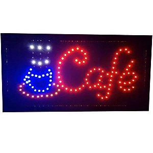 Letreiro Luminoso de LED Café - LK G2548