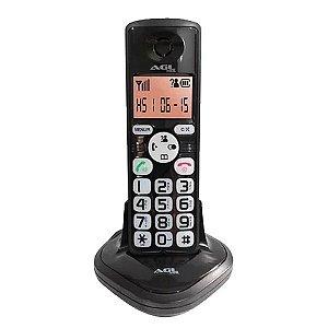 Interfone Extensão Sem Fio Preto S100-WL AGL