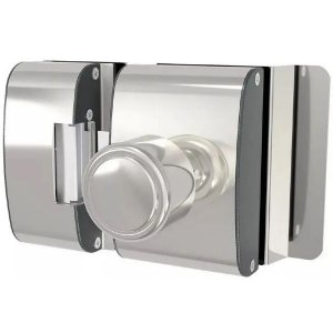 Fechadura para Porta De Vidro PV200R2I AGL