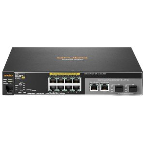 Aruba 2530 8G Poe + Switch J9774A HP