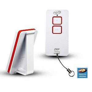 Controle Remoto Zap 2B (Branco/Vermelho) A22203