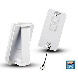 Controle Remoto ZAP 2B (Branco/Branco) A22191