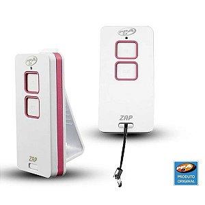 Controle Remoto Zap 2B (Branco/Rosa) A22201