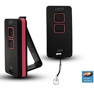 Controle Remoto Zap 2B (Preto/Rosa) A22200