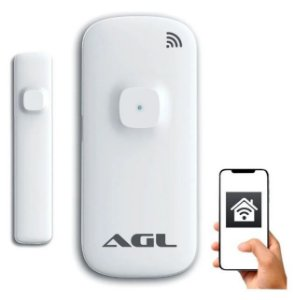 Sensor Porta E Janela Wifi - Ag