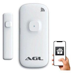 Adaptador De Tomada Inteligente Wifi Agl Wi-fi 10a