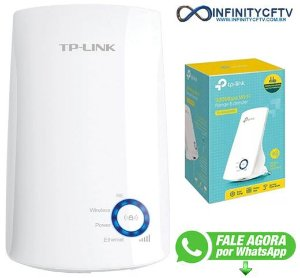 Repetidor wireless N 300mbps TL-WA850RE Tp Link - INFINITYCFTV