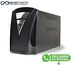 NOBREAK UPS SENOIDAL UNIVERSAL 1500VA - 4411 - Infinitycftv Santa Efigênia
