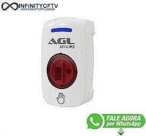 Acionador Infravermelho Sem Toque Af12 Irs - Agl Embutir Infinity Cftv