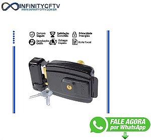 Fechadura Elétrica Agl Reversível - Al 100r Infinity Cftv