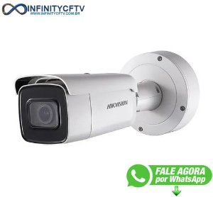 Câmera Bullet Ip Hikvision Ds - 2cd2625fwd-izs 2mp Full Hd Infinity Cftv
