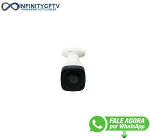 Câmera Bullet HD 5Mp 4 em 1 20m 2.8mm - Luatek LCM-8050B-PRO-Infinity Cftv
