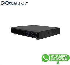 DVR Versatile LuaTek 4 canais 5  em 1 -  LKD-304BP