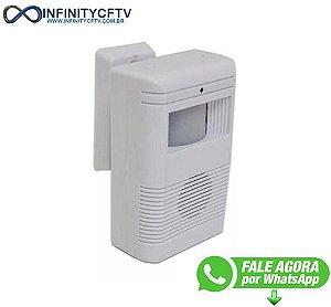 Sensor De Presença Campainha LKM-3000 - Infinity Cftv