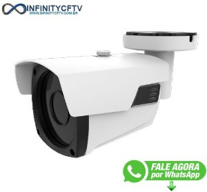 Câmera Bullet Varifocal Versatile-HD LCV-8350A 5mp Luatek - InfinityCftv