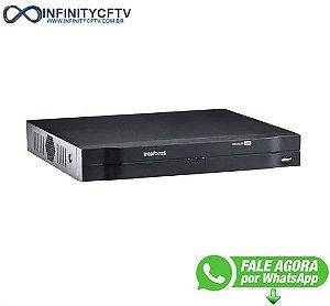 DVR Intelbras MHDX 1116 Multi HD de 16 Canais 1080p Lite - InfinityCftv