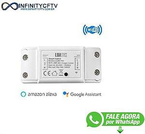 Interruptor Wifi Inteligente Automação Alexa Google Home-Infinity Crtv
