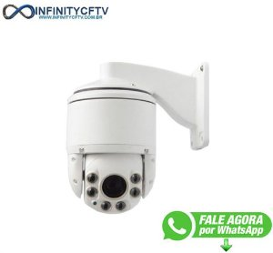 Câmera speed dome AHD LCS-4520-Infinity Cftv