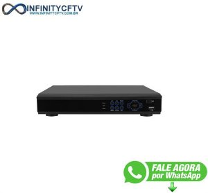 Gravador digital de vídeo 8 canais LKD-308BP-Infinity Cftv