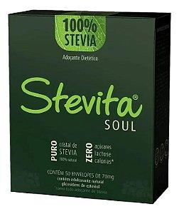 STEVITA SOUL SACHE 50 X 0,07 - STEVIAFARMA