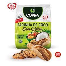 FARINHA DE COCO 400G - COPRA