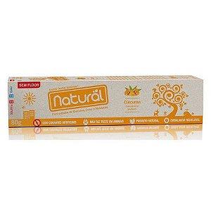 Creme Dental Natural Suavetex com Extratos de Cúrcuma, Cravo e Melaleuca 80g