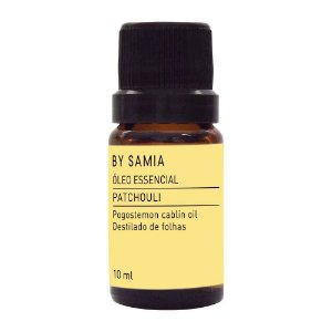 ÓLEO ESSENCIAL DE PATCHOULI 10 ML- by samia