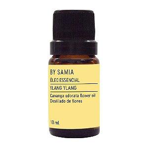 ÓLEO ESSENCIAL DE YLANG-YLANG 10ML- by samia