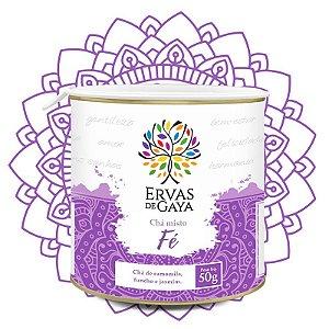 Chá  da Fé   by ervas de gaya