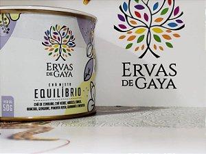 Chá misto Equilibrio by ervas de gaya 50G