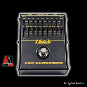 PEDAL MARK BASS MB7 DISTORSORE SEMINOVO
