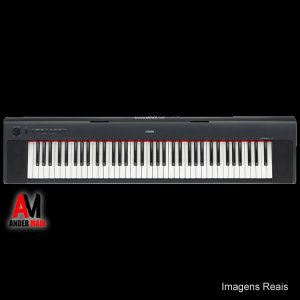 PIANO DIGITAL YAMAHA PIAGGERO NP-31 SEMINOVO