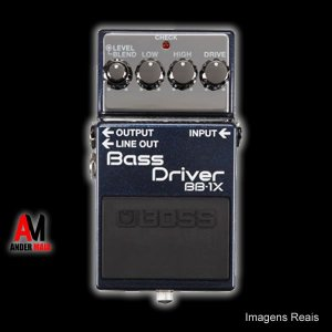 PEDAL BOSS BASS DRIVER BB-1X