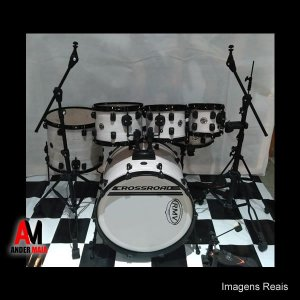 BATERIA RMV CROSSROAD BIG BIANCO WOOD 22