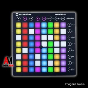 CONTROLADORA PAD USB NOVATION MK2