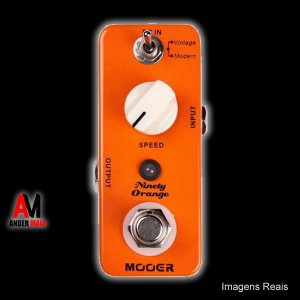 PEDAL MOOER NINETY ORANGE ANALOG PHASER SEMINOVO
