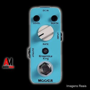 PEDAL MOOER ENSEMBLE KING ANALOG CHORUS SEMINOVO