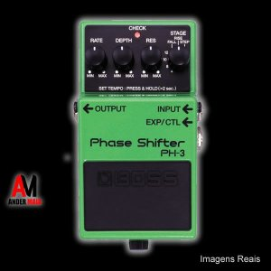 PEDAL BOSS PHASE SHIFTER PH-3 SEMINOVO