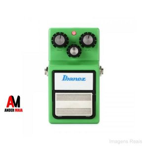 PEDAL IBANEZ TUBE SCREAMER TS-9 SEMINOVO
