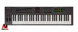 TECLADO CONTROLADOR MIDI NEKTAR IMPACT LX 61 +