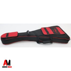 BAG AMR BAGS PARA GUITARRA FLYING V EXTRALUXO C/ VELUDO