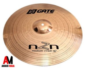 PRATO NGATE MEDIUM CRASH 16""