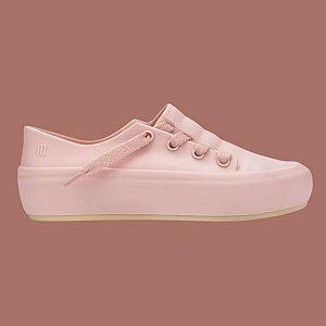 Tênis Melissa Ulitsa Sneaker Rosa Fosco