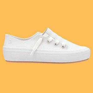Tênis Melissa Ulitsa Sneaker Branco/Bege