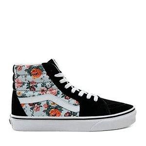 Tênis Vans Sk8-Hi Garden Floral Branco VN0A4BV6V3F