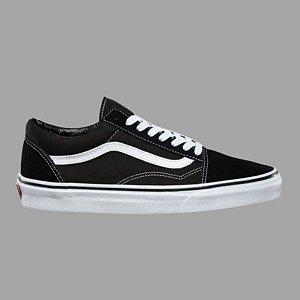 Tênis Vans Old Skool Preto/Branco VN00BD3HY28