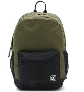 MOCHILA DC SHOES BACKSIDER CB VERDE 78.74.1823